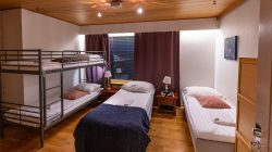 Dormitory for four persons